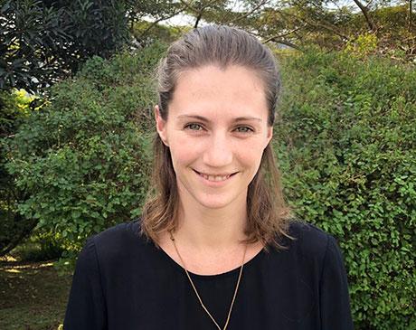 Lara van Heerden